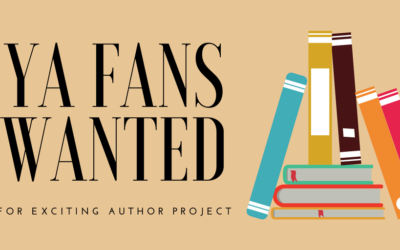 YA Super Fans Wanted!